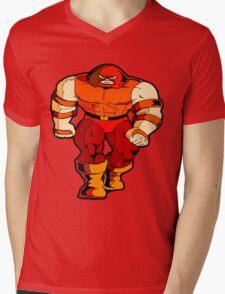 Juggernaut  Mens V-Neck T-Shirt