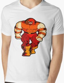Juggernaut  Mens V-Neck T-Shirt