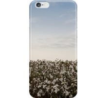 Cotton Field 2 iPhone Case/Skin