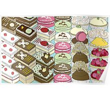 Cakes Cakes Cakes Poster