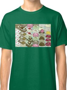 Cakes Cakes Cakes Classic T-Shirt