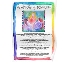 A Circle of Women Poster
