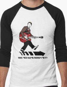 Marty Mcfly Johnny B Goode Men's Baseball ¾ T-Shirt
