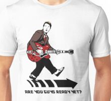 Marty Mcfly Johnny B Goode Unisex T-Shirt