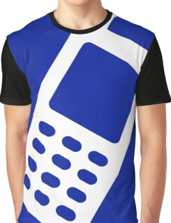 CELL PHONE-3 Graphic T-Shirt