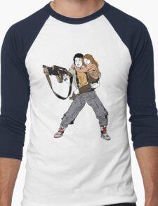 Ripley & Newt Men's Baseball ¾ T-Shirt
