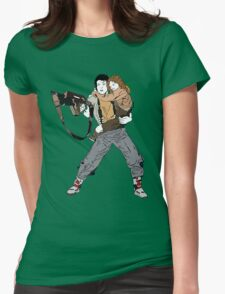 Ripley & Newt Womens Fitted T-Shirt