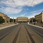 street view from Prague by katta