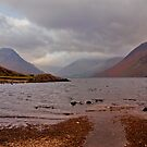 Choppy Waters - Wastwater by Trevor Kersley