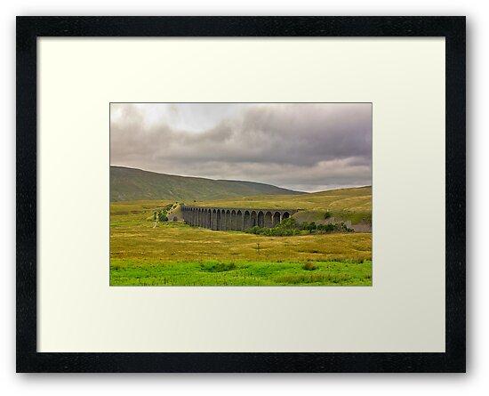 Ribblehead Viaduct by Trevor Kersley