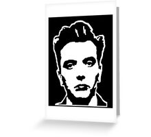 Ian Brady Greeting Card