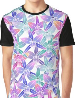 Hawaiian flowers Graphic T-Shirt