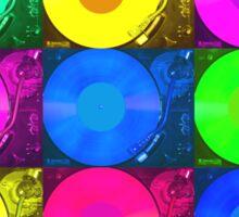 Technics 2010 Multi Colour Sticker