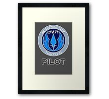 Jedi Fighter Corps - Star Wars Veteran Series Framed Print