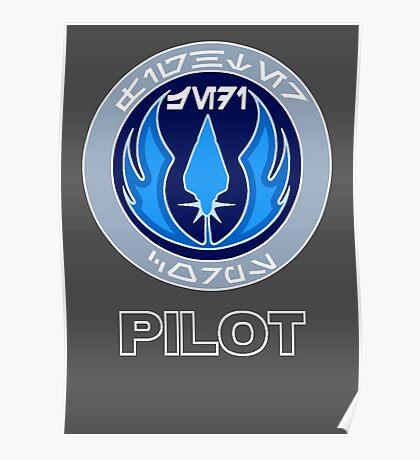 Jedi Fighter Corps - Star Wars Veteran Series Poster
