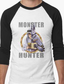 Hunter's Life (Nasser Custom) Men's Baseball ¾ T-Shirt