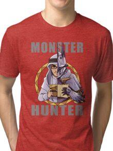 Hunter's Life (Nasser Custom) Tri-blend T-Shirt