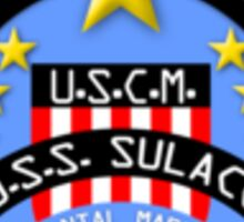 USS Sulaco - Colonial Marine Corps Sticker
