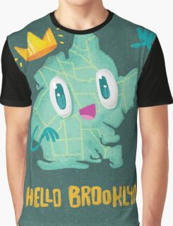 Hello Brooklyn Graphic T-Shirt