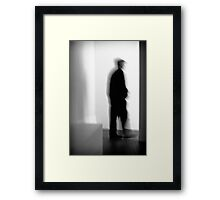 Brief Encounter 2 Framed Print