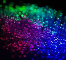 Optical spots by Paul Messenger