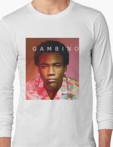 Childish Gambino Because The Internet Long Sleeve T-Shirt