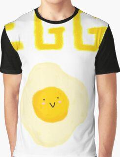 Egg. Graphic T-Shirt