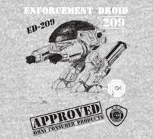 ED-209 - Robocop by Teevolution