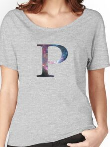 Rho Greek Letter Women's Relaxed Fit T-Shirt