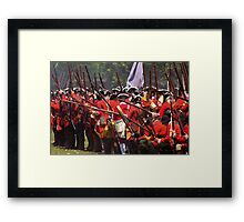 Ready! Framed Print