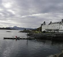 Skye Bridge, Kyle of Lochalsh, Scotland by MagsWilliamson