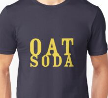 The Oat Soda, a tool for dudeism Unisex T-Shirt