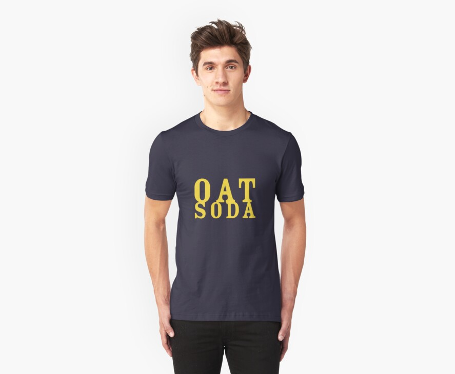 The Oat Soda, a tool for dudeism by papertapir