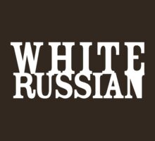 White Russian, White Heat by papertapir