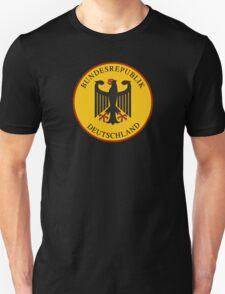 Bundesrepublik Deutschland, Cold War Sign, Germany T-Shirt