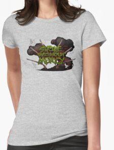 Kursha's Crest Womens Fitted T-Shirt
