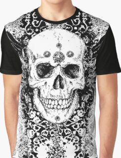 skull design t-shirt Graphic T-Shirt