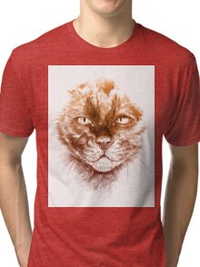 Kittee Tri-blend T-Shirt