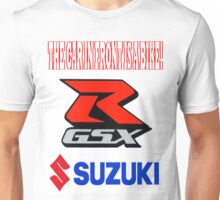 THE CAR IN FRONT IS A BIKE! Unisex T-Shirt
