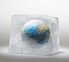 Frozen Planet by Andrew Bret Wallis