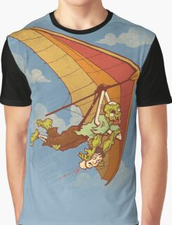 Death From Above Graphic T-Shirt