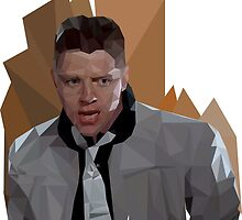 Biff Tannen Polygons by Raphaël Duclos