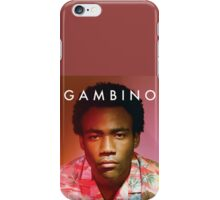 Childish Gambino Because the Internet iPhone Case/Skin