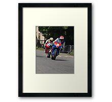 Ivan Lintin - Skerries 100 Framed Print
