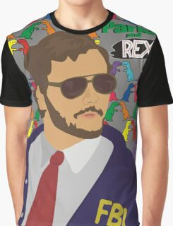 Parks and Rex Graphic T-Shirt