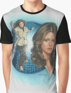 The Bionic Woman! Graphic T-Shirt