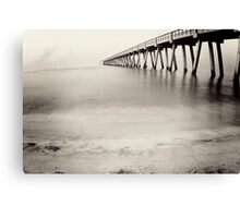 cry for a shadow. Canvas Print