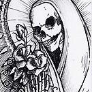 Death and Roses by dvampyrelestat