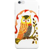 Cute Owl iPhone Case iPhone Case/Skin
