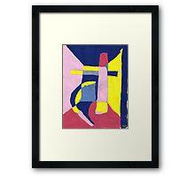 room6-1987 Framed Print